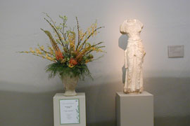 Art in Bloom at New England Flower Show